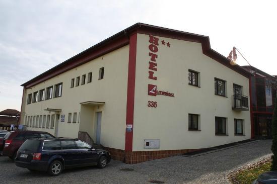 Znalezione obrazy dla zapytania hotel litwiński