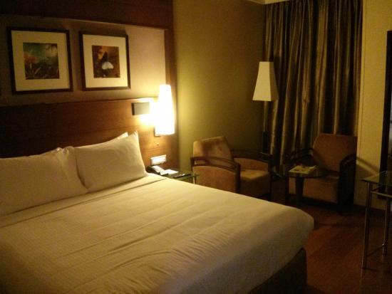 Atria Hotel: My room