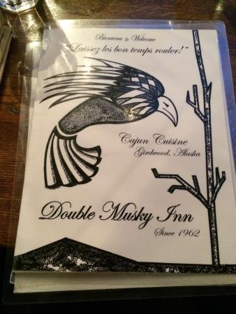 Double Musky Inn: Double Musky menu