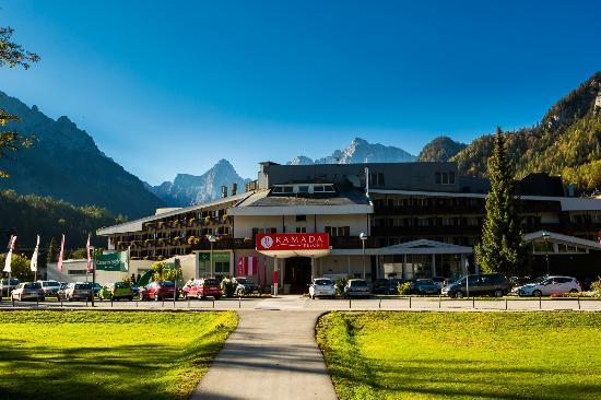 Ramada resort kranjska gora slovenia hotel reviews for Wellness hotel slovenia