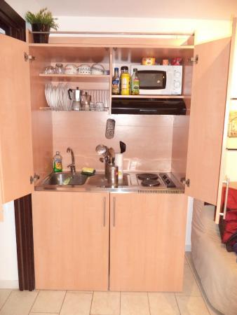 Residenza Ca Felice: Cucina