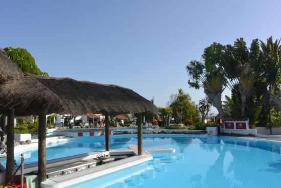 Hotel Map Picture Of Hotel Jardin Tecina Playa De Santiago