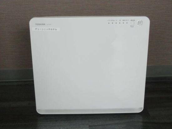 GR Hotel Esaka: 【貸出】空気清浄器
