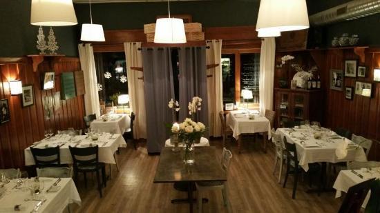 Cafe Cher-Mignon : Le Restaurant 2015