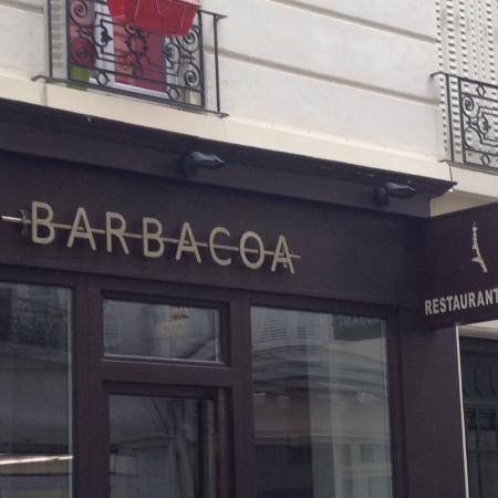 Barbacoa : Nouvelle enseigne