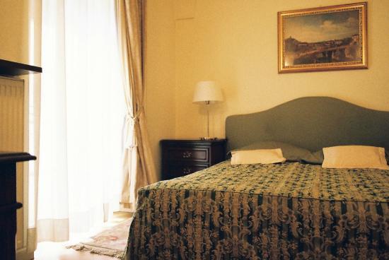Hotel Residence Retezova: Calme