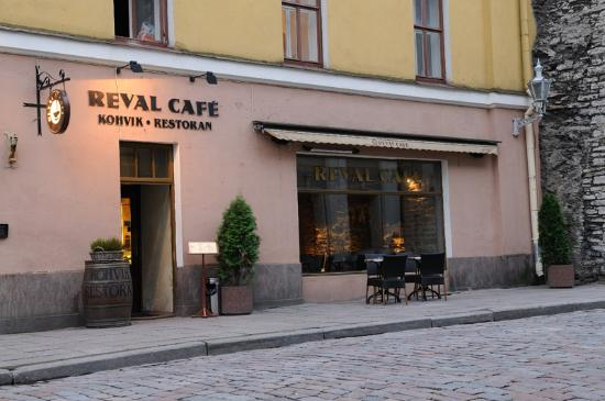 ‪Reval Cafe Restaurant‬