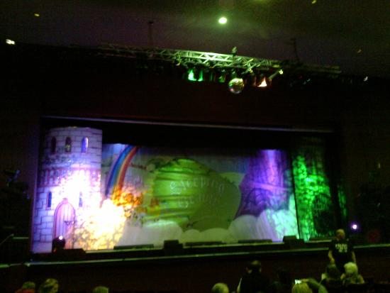 Southport Theatre & Convention Centre: The Stage