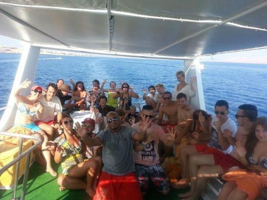 Millennium divers Sharm