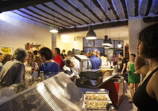 Casas Ibanez, إسبانيا: La Fragua en fiestas.