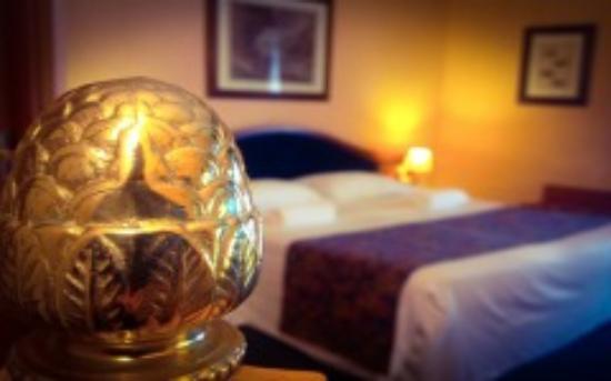 Massimo Plaza Hotel: camera blu #massimoplazahotel
