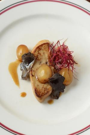 Restaurant chez boris et leticia dans montpellier avec for O miroir magique montpellier