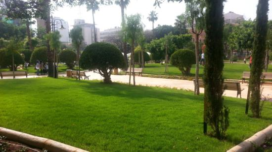 Sanayeh Garden