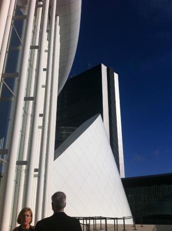 Philharmonie Luxembourg: le bâtiment