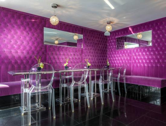 Restaurant picture of hotel les jardins du marais paris for Hotel du jardin menu