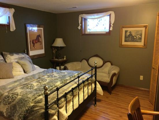 Range Road 15 B&B : One of the rooms