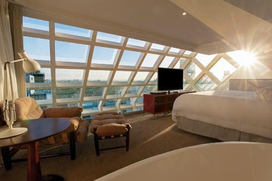Emiliano Hotel: Suite Cubo