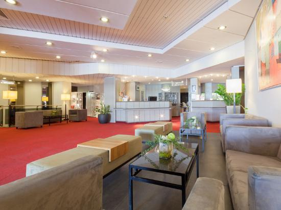 Seminaris Hotel Luneburg: Hotellobby