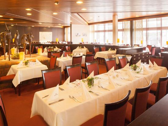 Seminaris Hotel Luneburg: Restaurant Seminaris
