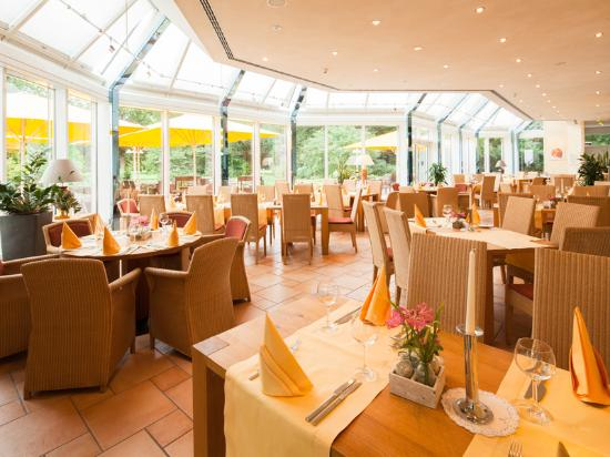 Seminaris Hotel Luneburg: Restaurant Catalpa
