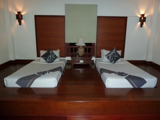 Teak Garden Spa Resort: Notre chambre ! superbe