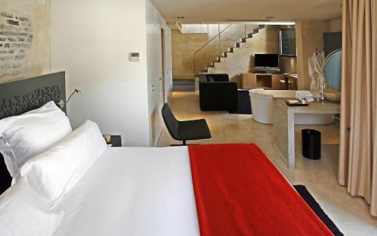 Junior suite con vistas y terraza eme catedral hotel - Terraza hotel eme ...