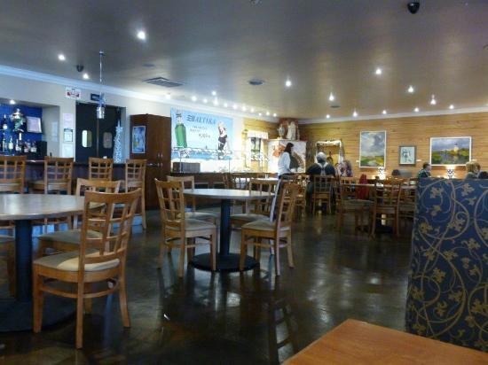 Nice interior picture of firebird restaurant carmichael