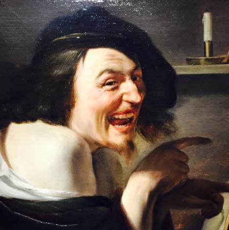 Musée Frans Hals : De vrolijke kijk op de wereld !
