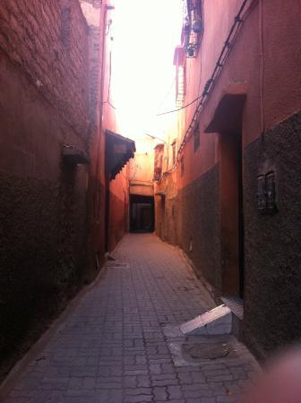 Riad Maison Belbaraka : entrada