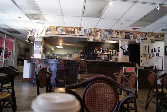 The Beat Coffeehouse : 店内
