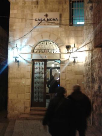 Custodia Di Terra Santa Casa Nova: Casanova Entrata