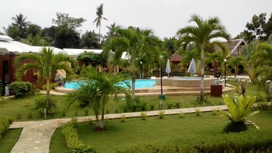 Bohol Sunside Resort: view from room
