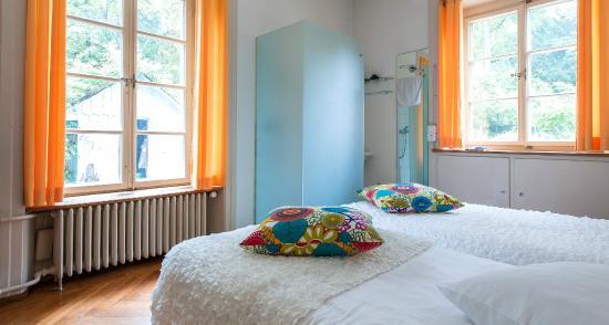 Villa Lindenegg Hotel Bistrot : Zimmer 1