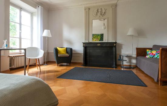 Villa Lindenegg Hotel Bistrot : Zimmer 5