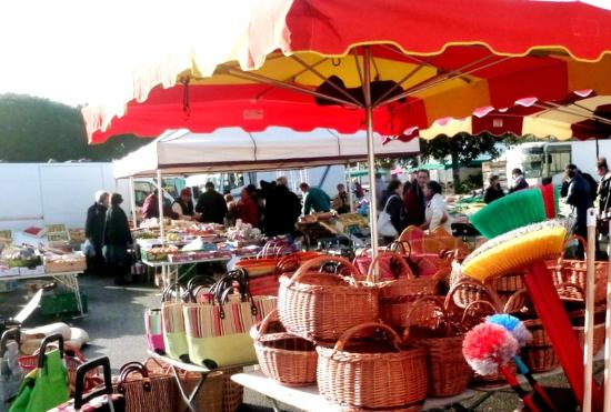 Mimizan Street Market