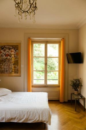 Villa Lindenegg Hotel Bistrot : Zimmer 6