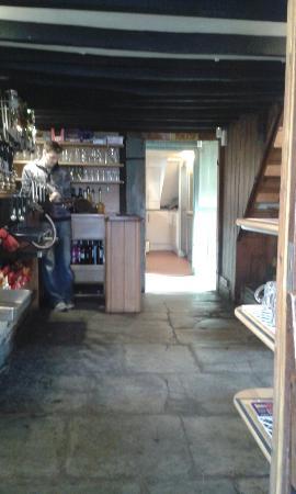 Kingsbury Episcopi, UK: Without The bar