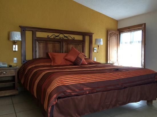 Hotel San Jose : Stanza