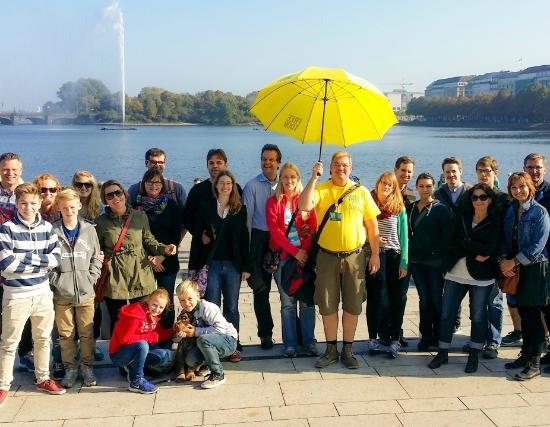 Robin and the Tourguides - Hamburg Free Walking Tours