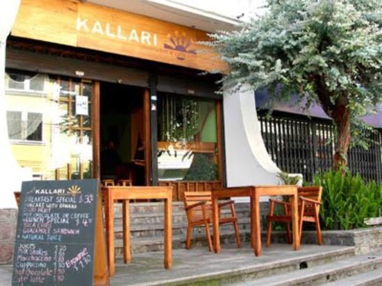 The Kallari Cafe : Kallari Cafe in Quito