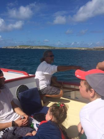 Tradition Sailing Charters: Laurie is AMAZING