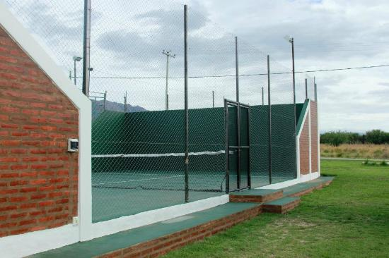 Winds Hill Home Resort Apart Hotel: Cancha de Paddle