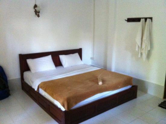 Phongsavanh Resort: Cama