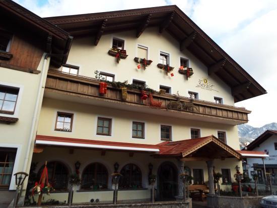 Hotel Bierwirt: Ingresso