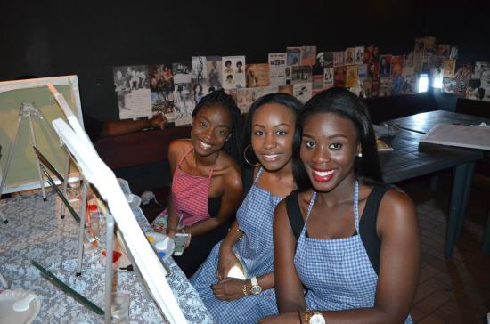 Paint Nite Ghana