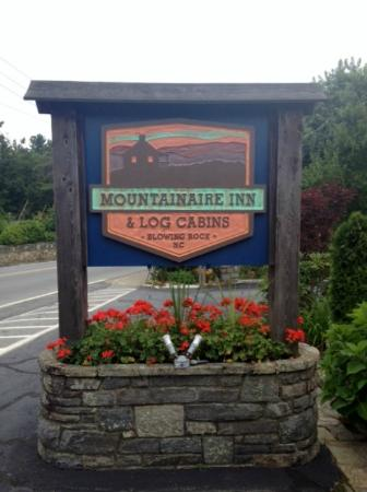 Foto De Mountainaire Inn And Log Cabins Blowing Rock