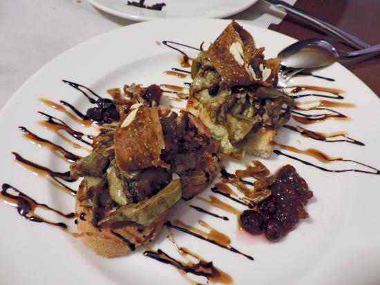 Babeca Restobar : La tostá