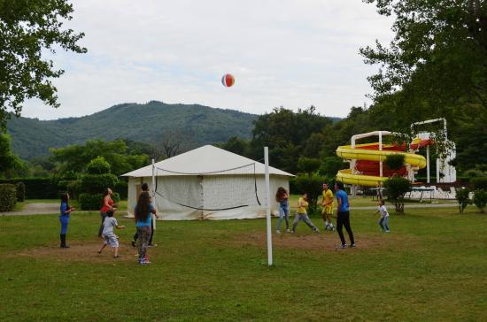 Camping L'Echo du Malpas