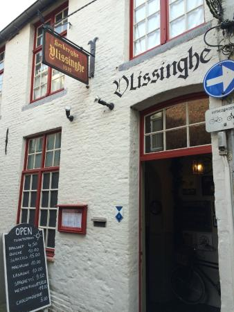 Herberg Vlissinghe: Vlissinghe 500 year old pub