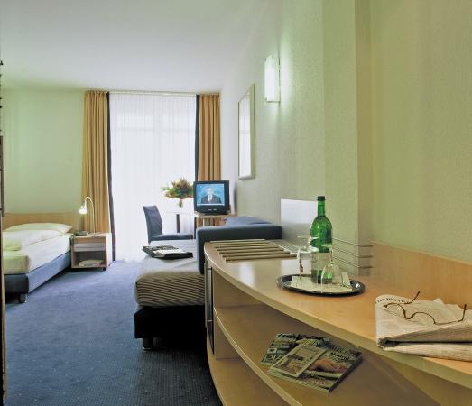 avendi Hotel Bad Honnef: Einzelzimmer